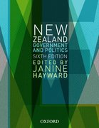 Cover for New Zealand Government and Politics