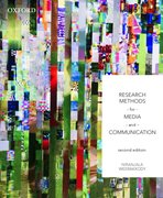 Cover for Research Methods for Media and Communication