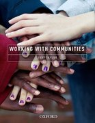Cover for Working with Communities