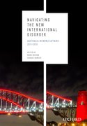 Cover for Navigating the New International Disorder