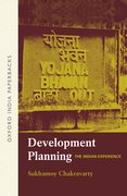 Cover for Development Planning