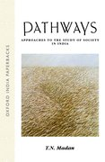 Cover for Pathways: Approaches to the Study of Society in India