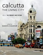 Cover for Calcutta - The Living City