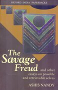 Cover for The Savage Freud