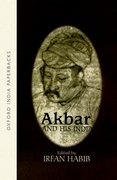 Cover for Akbar and his India