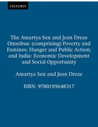 Cover for The Amartya Sen and Jean Drèze Omnibus