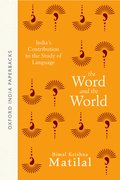Cover for The Word and the World