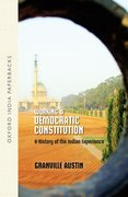 Cover for Working a Democratic Constitution
