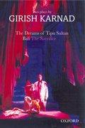 Cover for <i>The Dreams of Tipu Sultan</i> and <i>Bali: The Sacrifice</i>