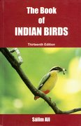 Cover for Book of Indian Birds