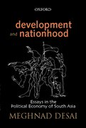 Cover for Development and Nationhood