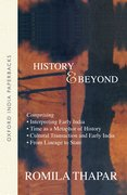 Cover for History and Beyond