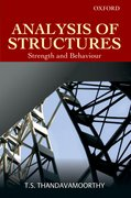 Cover for Analysis of Structures