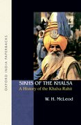 Cover for Sikhs of the Khalsa