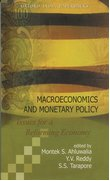 Cover for Macroeconomics and Monetary Policy