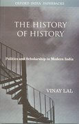Cover for The History of History