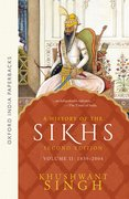 Cover for A History of the Sikhs (Second Edition)