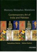 Cover for Memory, Metaphor, Mutations