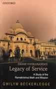 Cover for Swami Vivekananda