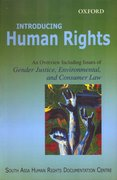 Cover for Introducing Human Rights
