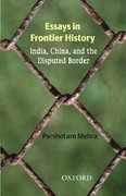 Cover for Essays in Frontier History