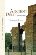Cover for Ancient Delhi