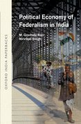 Cover for Political Economy of Federalism in India
