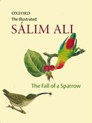 Cover for The Fall of a Sparrow