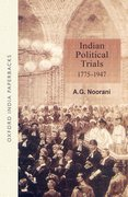 Cover for Indian Political Trials 1775-1947