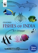 Cover for Fishes of India
