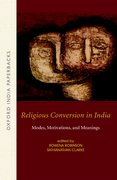 Cover for Religious Conversion in India