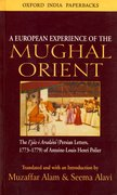 Cover for A European Experience of the Mughal Orient