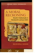 Cover for A Moral Reckoning