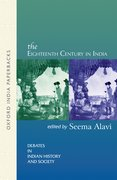 Cover for The Eighteenth Century in India