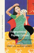Cover for Fingerprinting Popular Culture