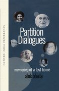 Cover for Partition Dialogues