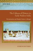 Cover for The Cultures of History in Early Modern India