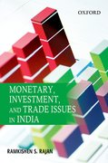 Cover for Monetary, Investment, and Trade Issues in India