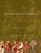 Cover for The Oxford Illustrated Companion to South Indian Classical Music