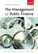 Cover for The Management of Public Finance