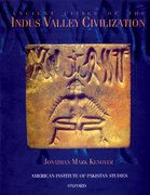 Cover for Ancient Cities of the Indus Valley Civilization