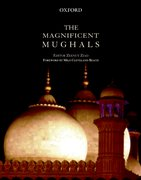 Cover for The Magnificent Mughals