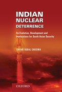 Cover for Indian Nuclear Deterrence