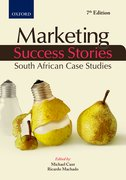Cover for Marketing Success Stories 7e