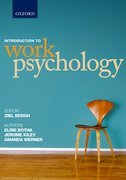 Cover for Introduction to Work Psychology