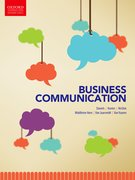 Cover for Business Communication