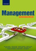 Cover for Management  4th South African edition