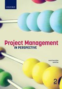 Cover for Project Management in Perspective