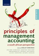 Cover for Principles of Management Accounting
