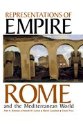 Cover for Representations of Empire